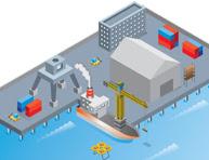 ports and logistics