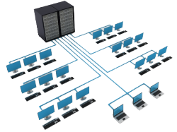ICT Infrastructure Setup & Supplies