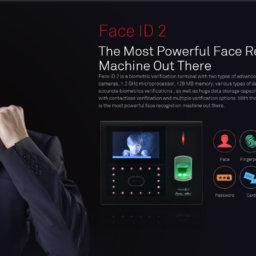 face id 2 biometrics