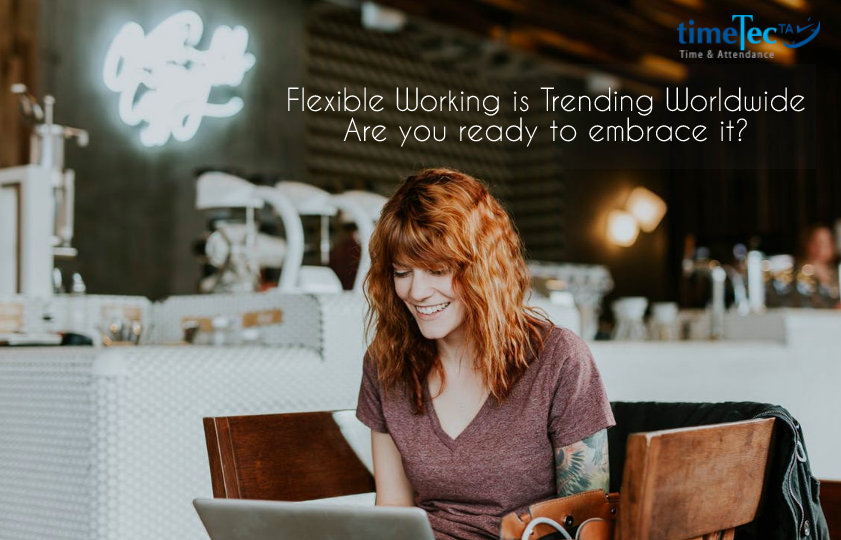 employees flexible working