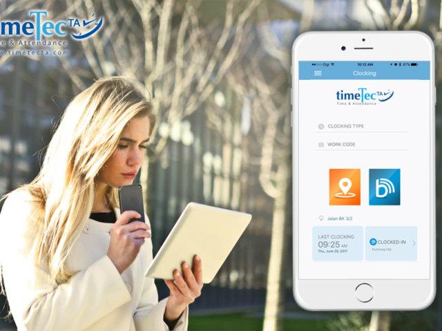 Mobile TimeTec TA