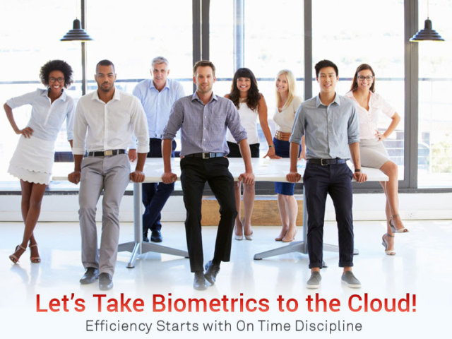 biometrics to clouds